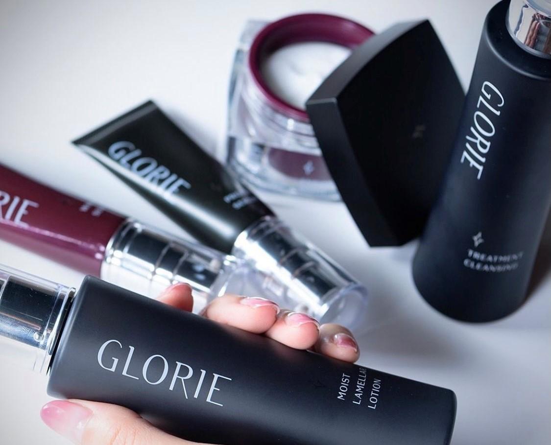 グロリエ(GLORIE):界面活性剤不使用の化粧品